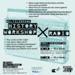 We remember – a multilingual history workshop